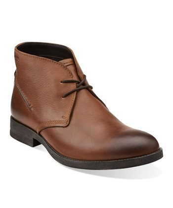 Brown Goby Hi Boot - Men