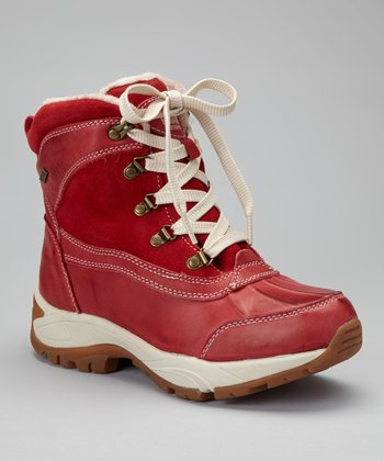 Red Renee Snow Boot - Women