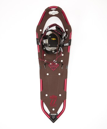 Burgundy Elektra 27'' 11 Series Snowshoe - Women