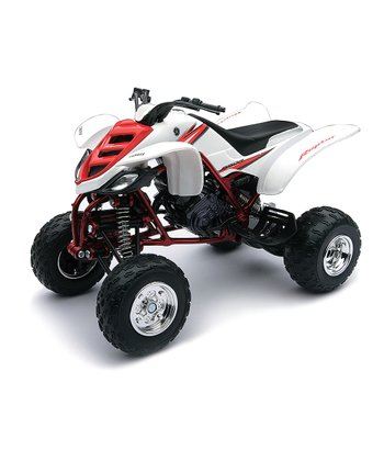 Yamaha Raptor 660R ATV Model
