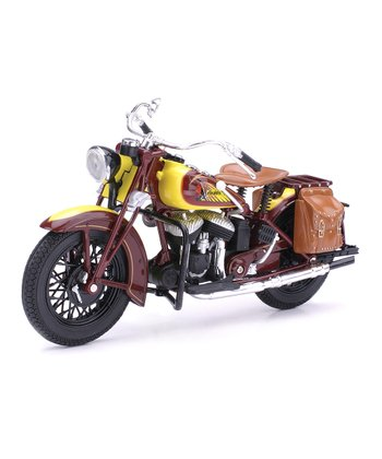 1934 Indian Sport Scout Model
