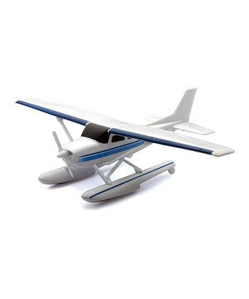 Skyhawk Cessna 172 Water-Landing Model Airplane Kit