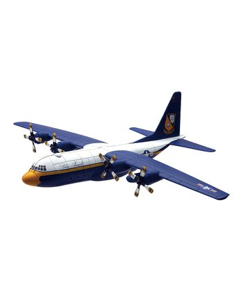 Blue Angels C-130 Hercules Model Airplane Kit