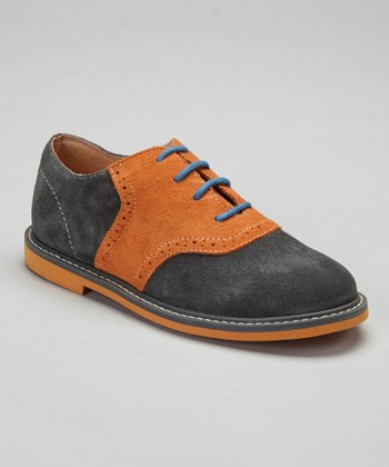 Orange Air Franklin Saddle Shoe