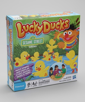 Sesame Street Lucky Ducks Set