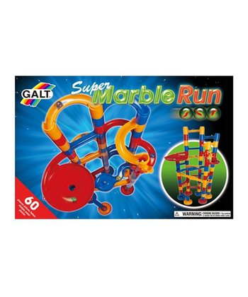 Super Marble Run Set
