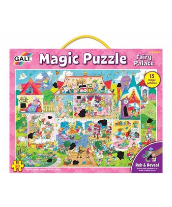 Magic Fairy Palace Puzzle