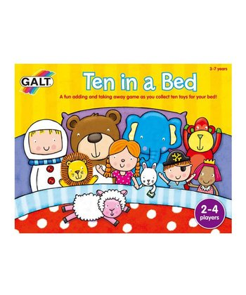 Ten in a Bed Game