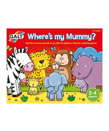 Where's My Mummy? Game