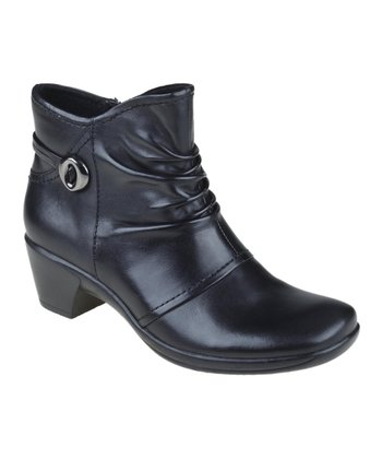 Black Bailey Ankle Boot