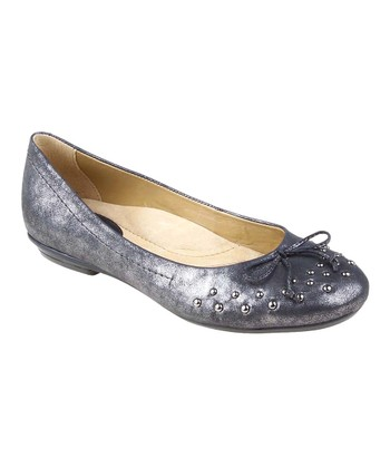 Pewter Bellflower Flat
