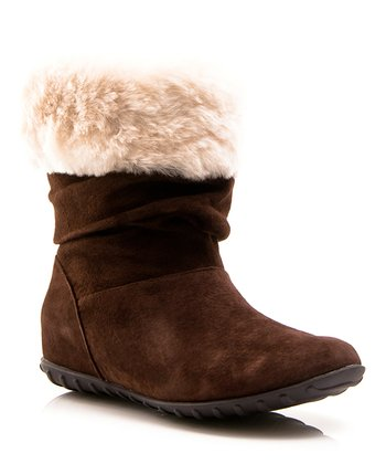 Brown Alpine Boot