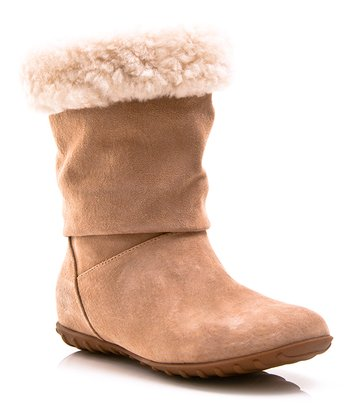 Natural Alpine Boot