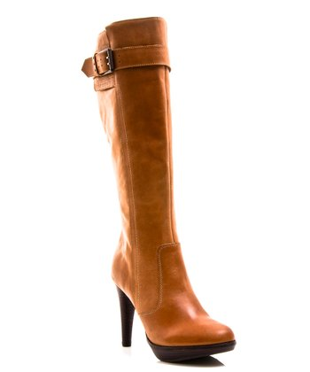 Tan Marlow Boot