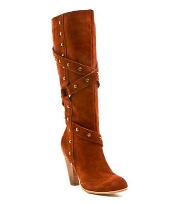 Cognac TNT Boot