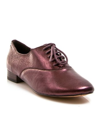 Brown Waltz Oxford