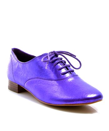 Purple Waltz Oxford