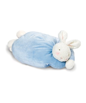 Blue My Bunny Pillow