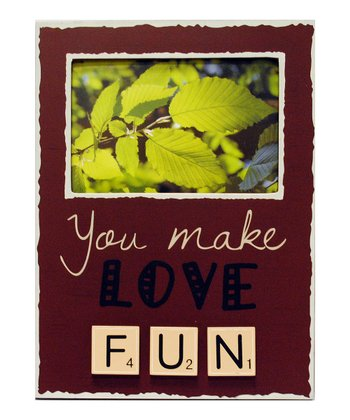'You Make Love Fun' Frame