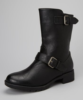 Black Dylan Boot
