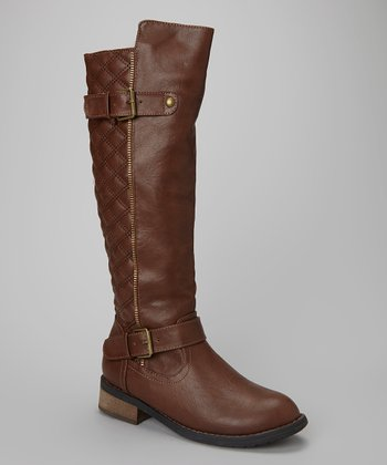 Brown Imogen Boot