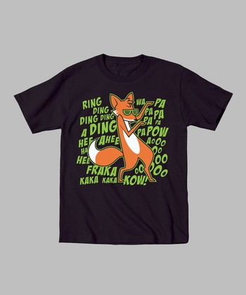 What Does the Fox Say?: Apparel
