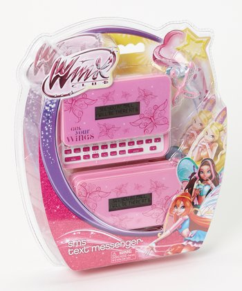 Winx Text Messenger Set