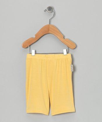 Butter Pocket Organic Shorts - Infant