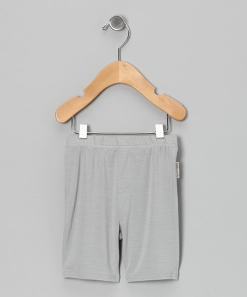 Dove Pocket Organic Shorts - Infant