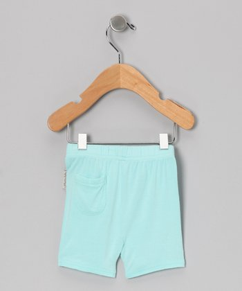 Pool Pocket Organic Shorts - Infant