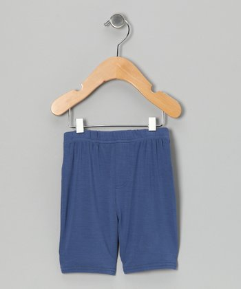 Twilight Pocket Organic Shorts - Infant