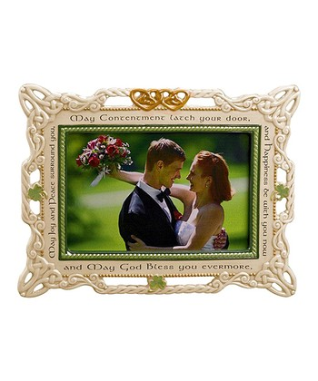 Celtic Tradition Wedding Picture Frame