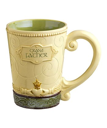 Claddagh 'Grandfather' Mug