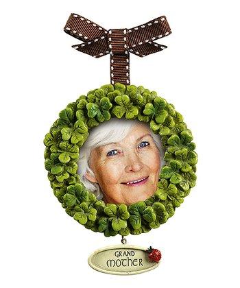 Grasslands Road Shamrock 'Grandmother' Ornament