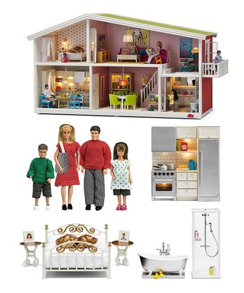 Classic House & Furniture Set