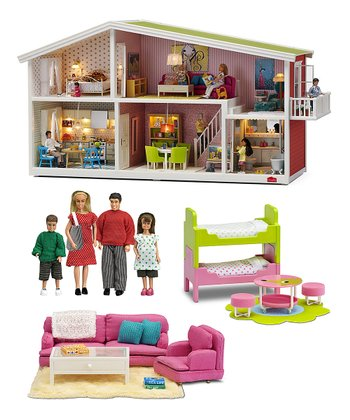 Modern House & Furniture Set