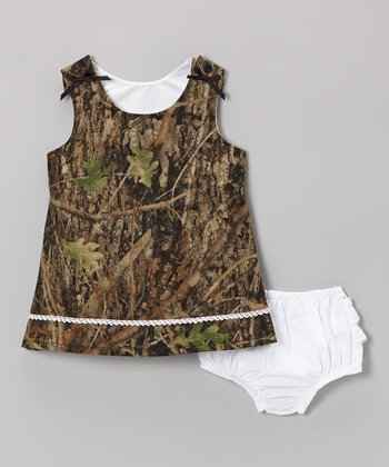 Conceal Green Camo Jumper & Diaper Cover - Infant & Toddler