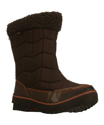 Chocolate Alpine Valley Highlander Boot