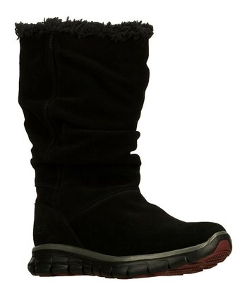 Black Synergy Solid Boot