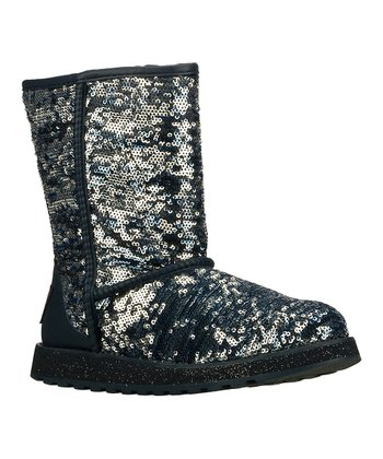 Navy Sparkplug Keepsakes Boot