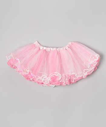 Pink Sequin Sparkle Tutu - Infant, Toddler & Girls
