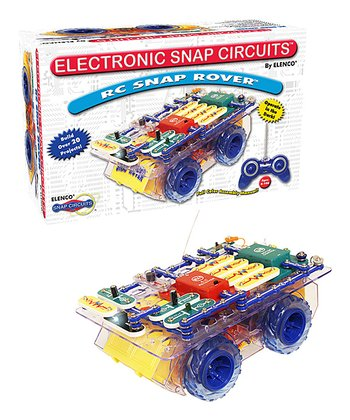 Snap Circuits RC Rover Set