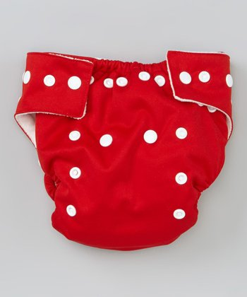 Firecracker Pocket Diaper