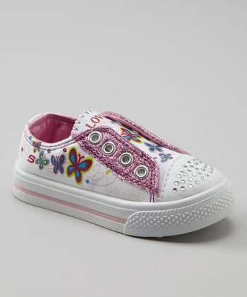 Pairs With Pizzazz: Kids' Sneakers