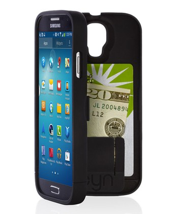 Black Case for Samsung Galaxy S4