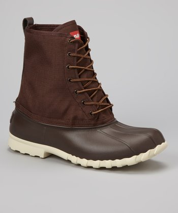 Beaver Brown Jimmy Duck Boot