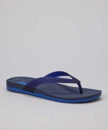 Regatta Blue & Light Blue Paolo Sandal