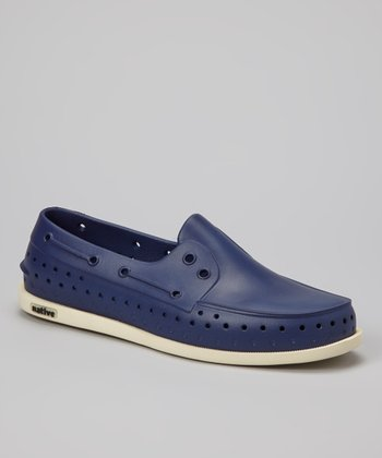 Regatta Blue Howard Slip-On Shoe