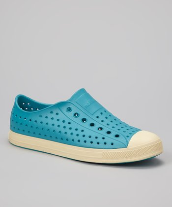 Daycation Blue Jefferson Slip-On Shoe