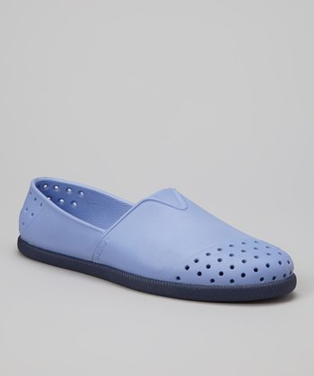 Pastry Purple & Regatta Blue Verona Slip-On Shoe